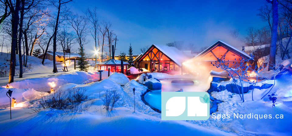 Quebec City Spa Packages